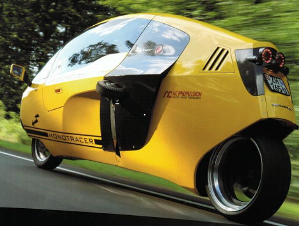CabinMotorcycles MonoTracer 150E