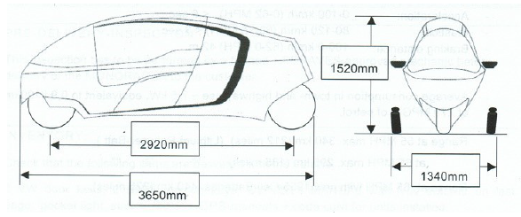 CabinMotorcycles technical drawing